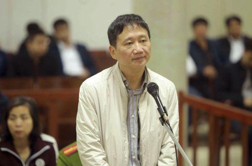 Mutmaßlich entführtem Manager droht Todesstrafe