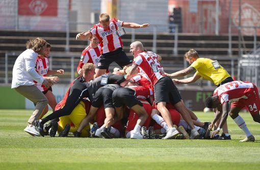 Packendes Saisonfinale – Würzburg kehrt in 2. Bundesliga zurück