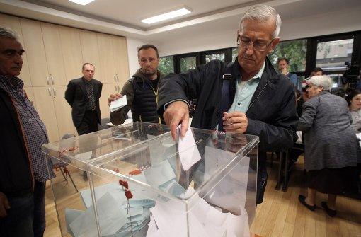 Deutlicher Wahlsieg für Vucic