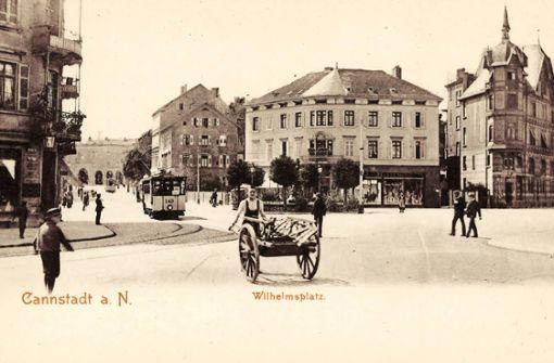 Letzte Ausfahrt Wilhelmsplatz