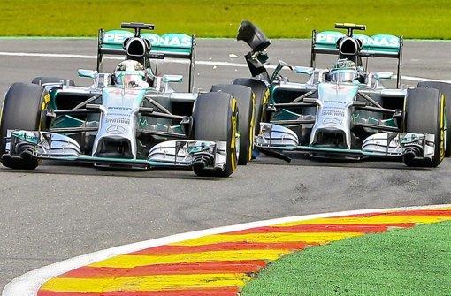 Rosberg verpasst sich Maulkorb