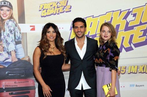 """""""Fack Ju Göhte 2"""" feiert Premiere in München"""