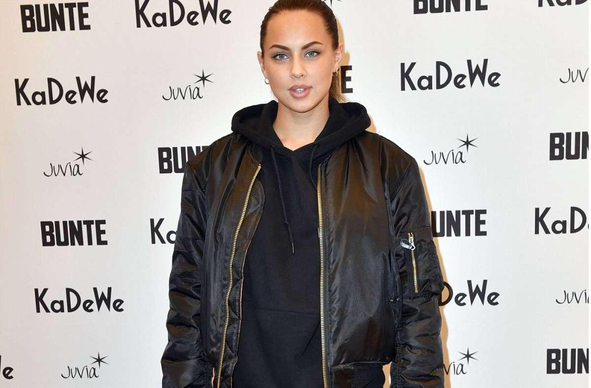 Kasia Lenhardt wurde 25 Jahre alt. Foto: imago images/Future Image/Frederic Kern via www.imago-images.de
