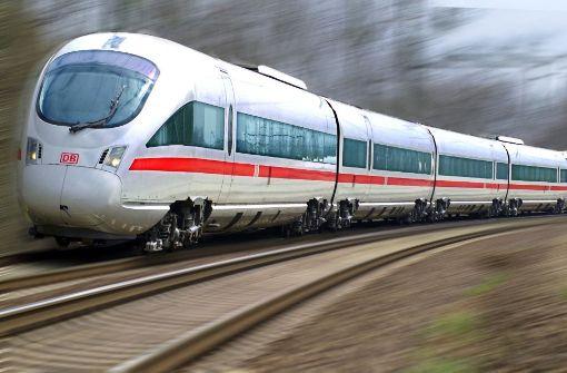 Bahnstrecke zwischen Stuttgart und Ulm fast zwei Stunden gesperrt