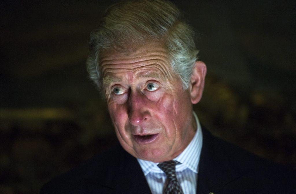 Prince Charles durfte nie König werden. Womöglich bleibt er ewig Prinz. Foto: