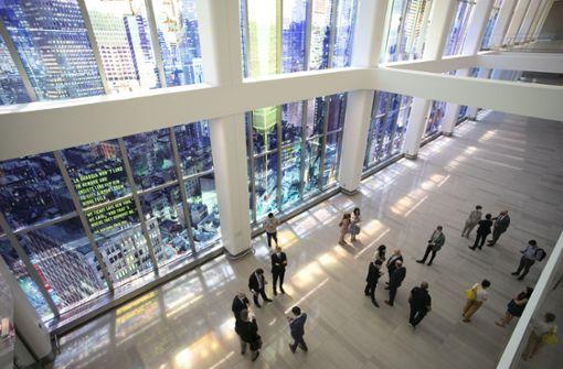 Neuer Terminal öffnet - mit Kunst einer gebürtigen Pforzheimerin