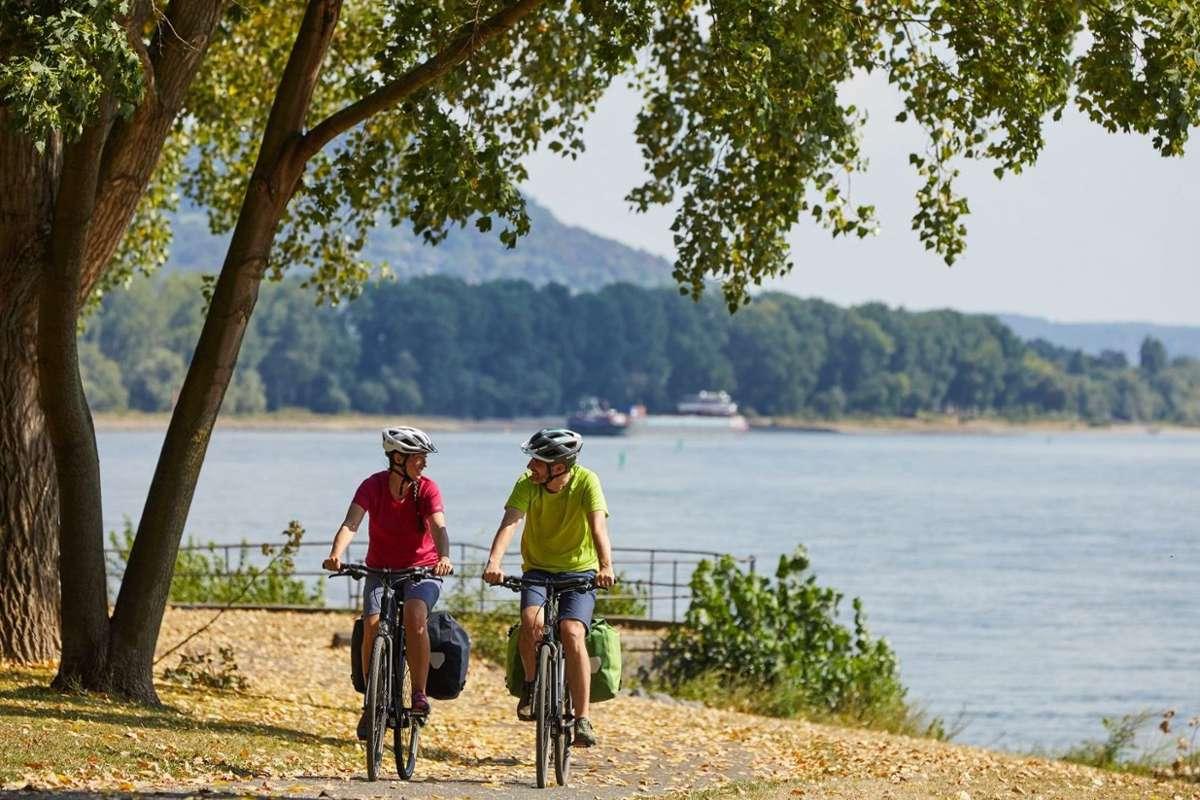 Für die Ferien hat der Fahrradclub ADFC ein Online-Dossier mit wertvollen Tipps für den Radurlaub in Zeiten von Corona zusammengestellt. Foto: ADFC