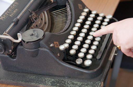 Das Geheimnis von Herrn Runcks Schreibmaschine