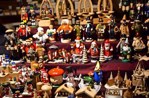 Der Weihnachtsmarkt-Wettstreit um Platz zwei im Kreis hat begonnen