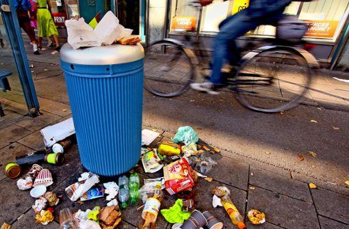 Stadt Eislingen stellt Müll-Sheriffs ein