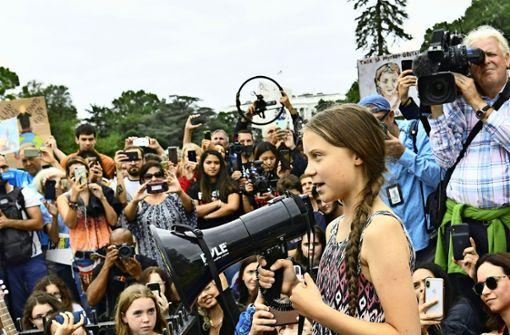 Unternehmer stärken die Klimabewegung