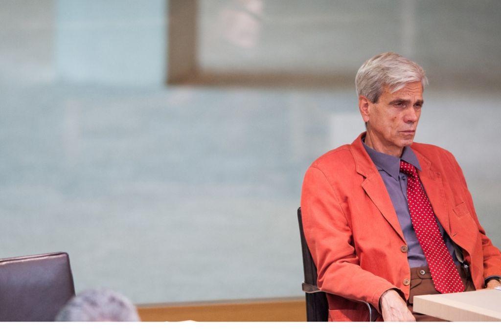 Wolfgang Gedeon ist am Dienstagabend aus der Fraktion ausgetreten. Foto: dpa