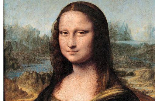 Die lächelnde Mona Lisa