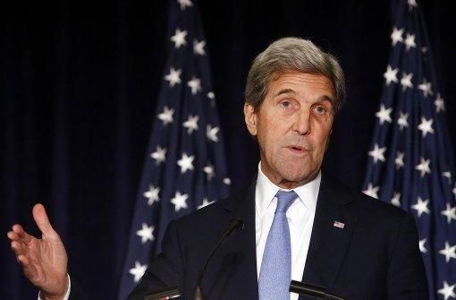 USA drohen mit Abbruch der Gespräche