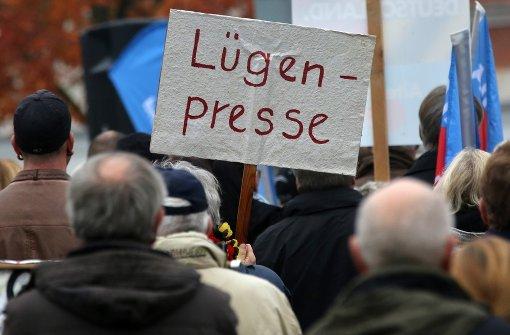 """Die """"Front der Wütenden"""""""
