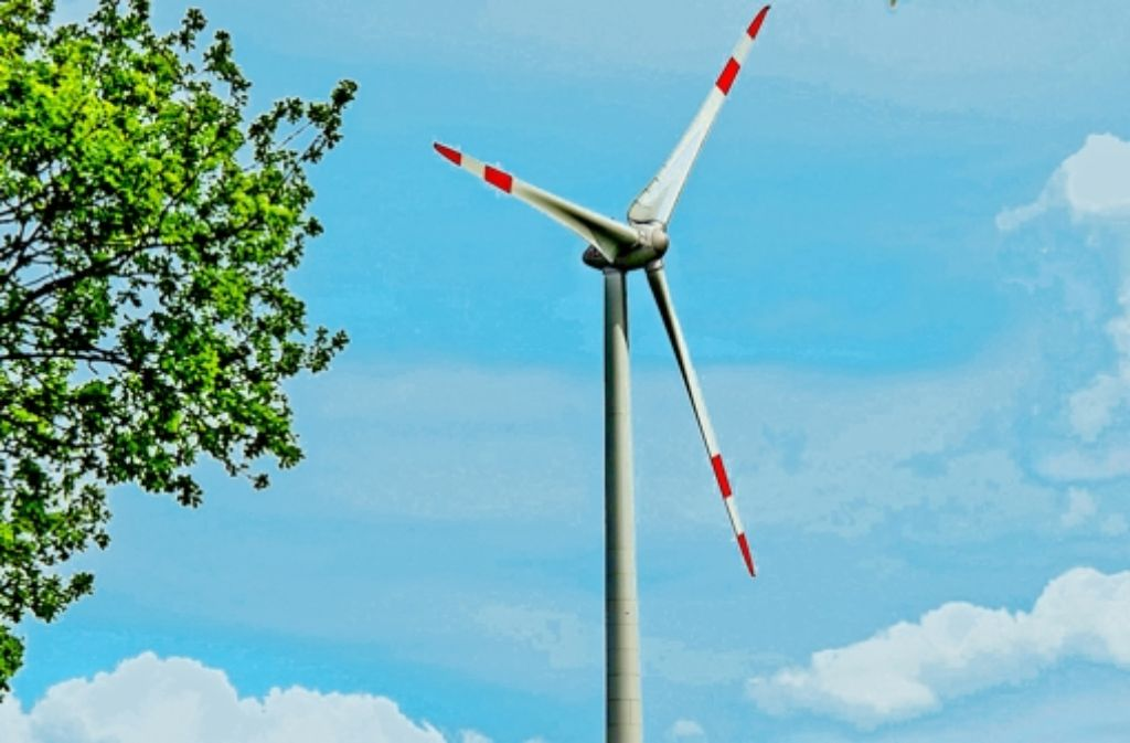 Ein Windrad im Wald – in Creglingen hatten einige Bürger Bedenken. Foto: dpa