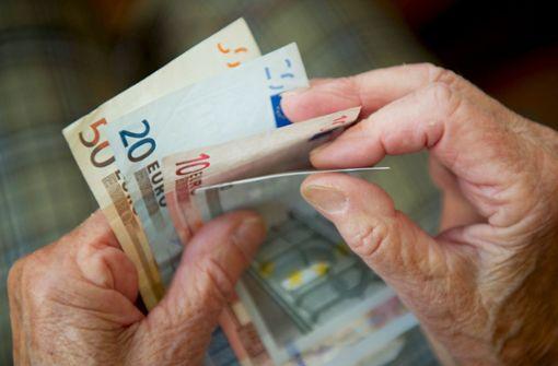 Mehr ein Rentenroulette
