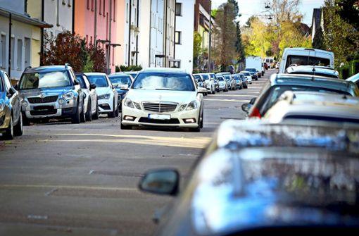 Schluss mit  Gratisparken    in Ludwigsburg