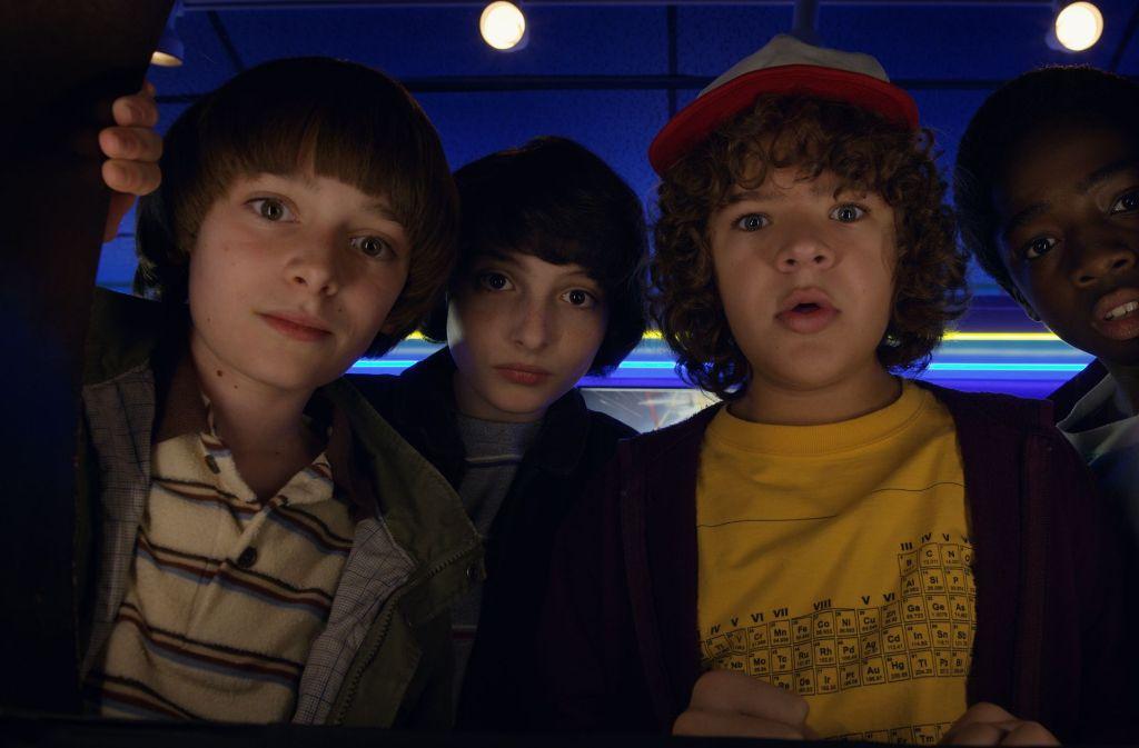 """Die zweite Staffel der Netflix-Serie """"Stranger Things"""" startet am 27. Oktober. Foto: Netflix"""