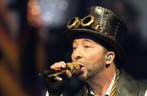 DJ Bobo ist Mister Eurodance