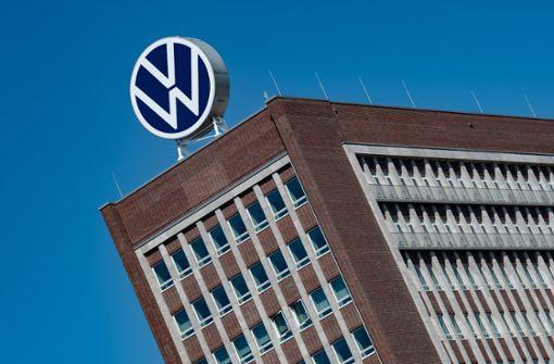 Marktmanipulation: Verfahren gegen VW-Spitze soll eingestellt werden