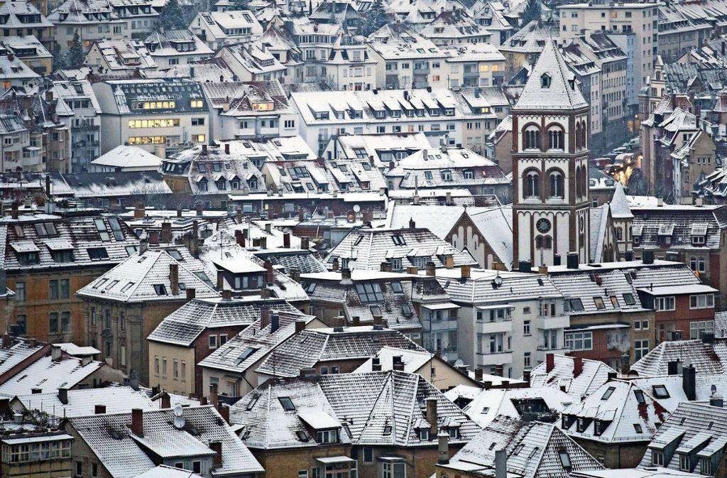 Ewig würden die Preise auch in Stuttgarts Innenstadt nicht ansteigen, meint Gerd Kommer. (Archivbild) Foto: dpa