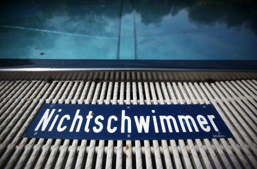 Schwimmen lernen!