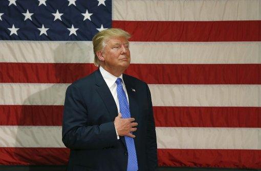 Nur vier Prozent für Donald Trump