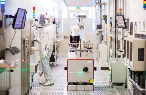 Bosch investiert in den Standort Deutschland