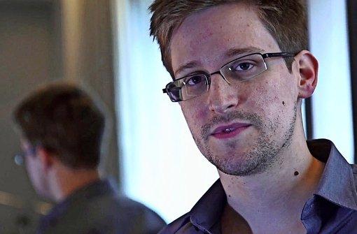 Snowden möchte in Russland bleiben