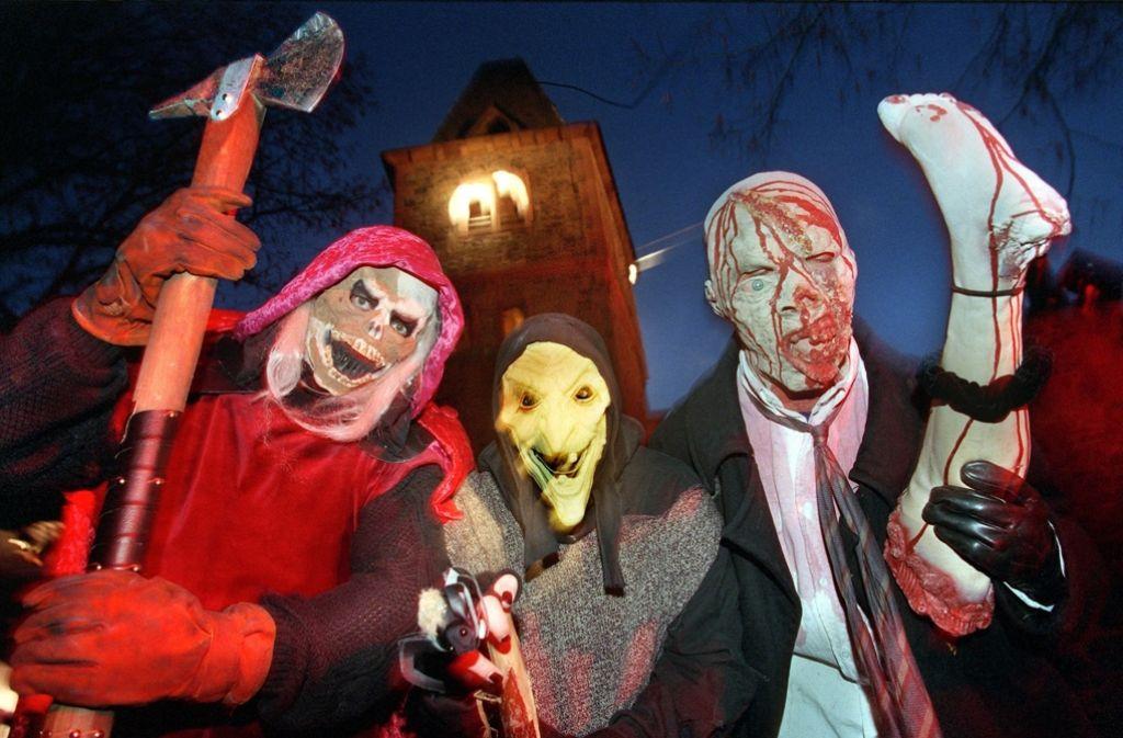 Noch keinen Plan, welche Partys am Halloween-Abend in Stuttgart stattfinden? Kein Problem. Die Bildergalerie zeigt eine Auswahl der gruseligsten Events. Foto: dpa