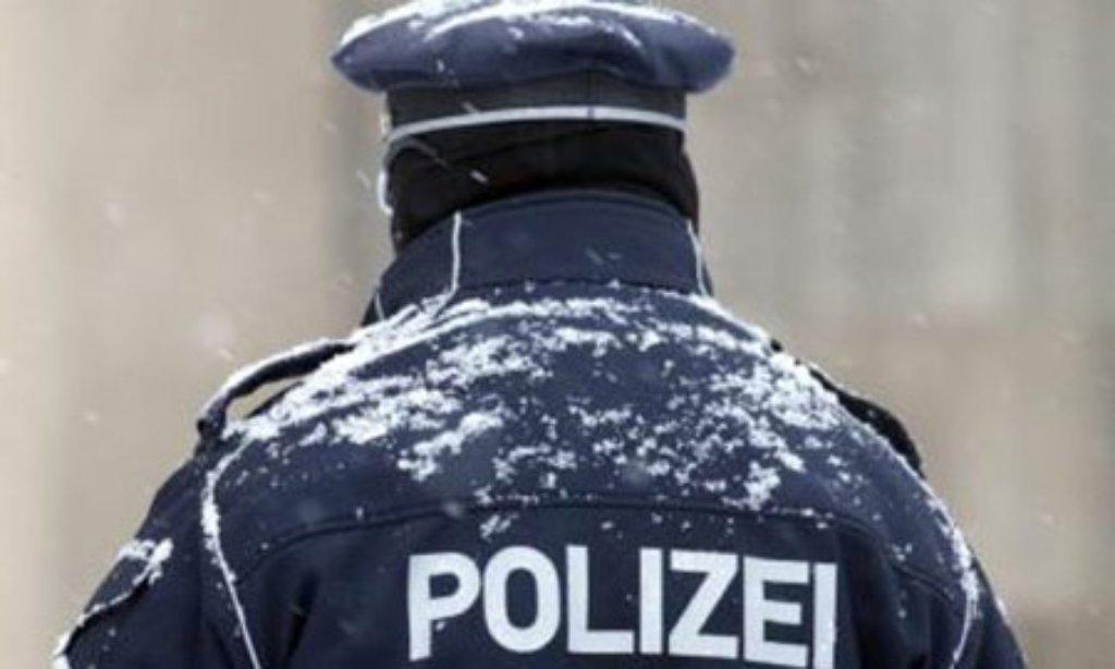 Wegen des Schnees hatte die Polizei in der Region Stuttgart am Donnerstag einiges zu tun (Symbolbild). Foto: dpa