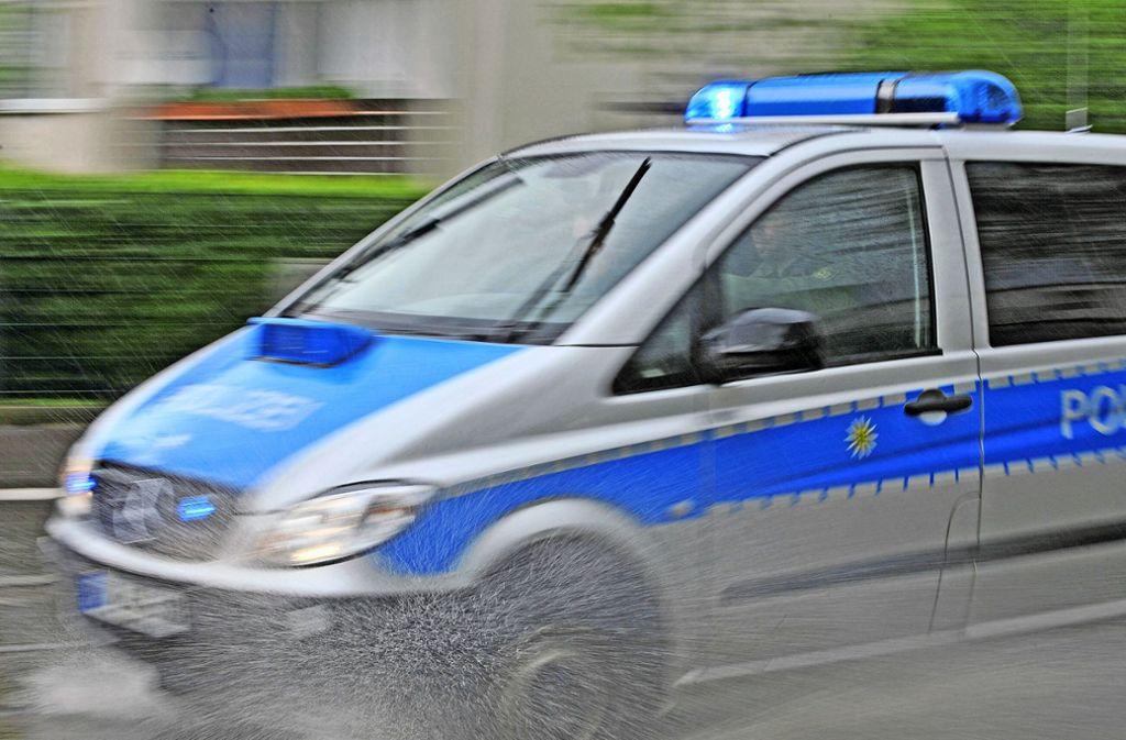 Brutaler Überfall in Stuttgart-Mitte (Symbolbild) Foto: dpa