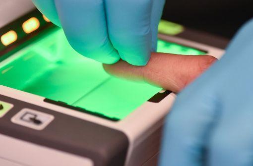 Ausländerbehörden sollen bald Fingerabdrücke abgleichen