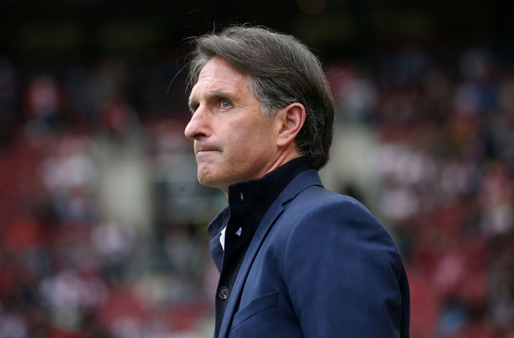 Bruno Labbadia wird neuer Trainer bei Hertha BSC. Foto: Pressefoto Baumann/Julia Rahn