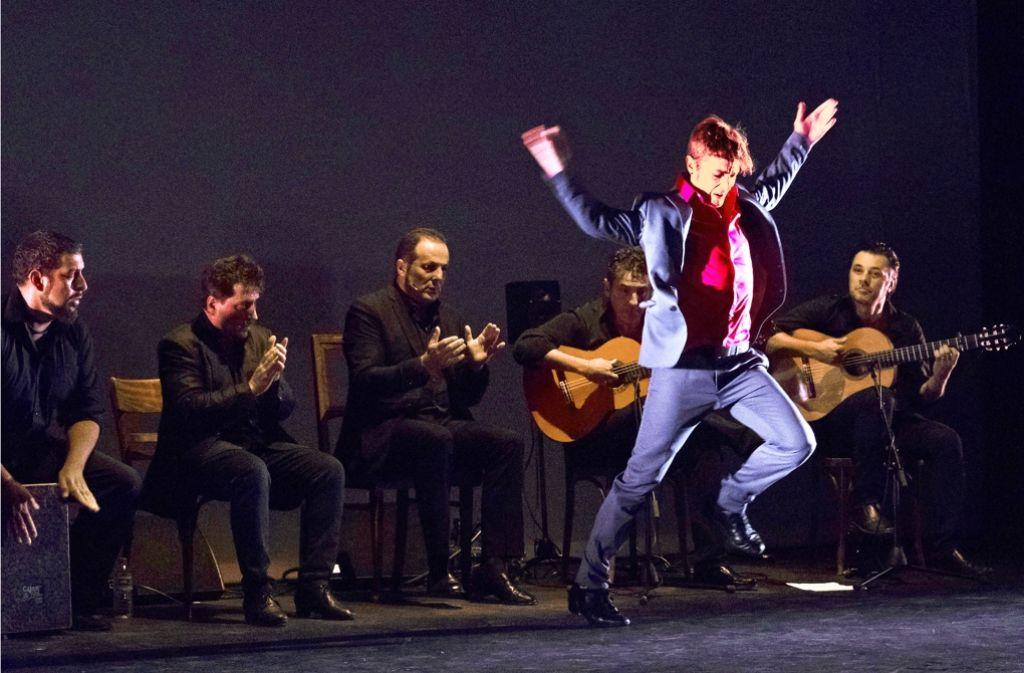 Gast des Flamenco-Festivals: Carlos Chamorro Foto: Florian Broca