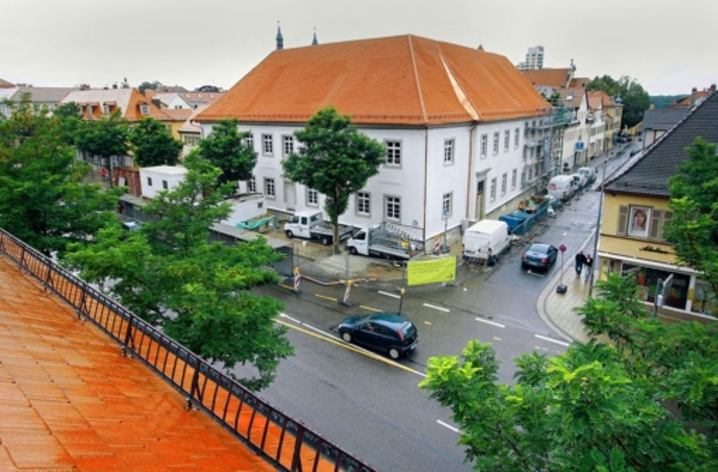 Ganz in Weiß mit einem neuen Dach: Foto: factum/Granville