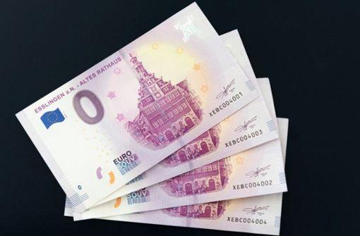 So schön sehen null Euro aus