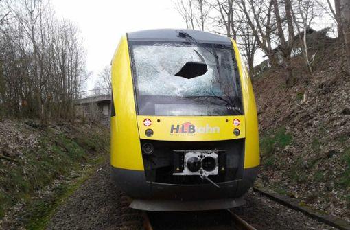 Lokführer nach Zwischenfall selbst unter Tatverdacht