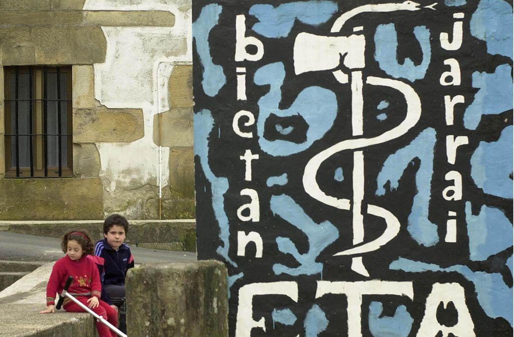 Fernando Aramburos neuer Roman erzählt von einer Kindheit im Baskenland. Foto: AP