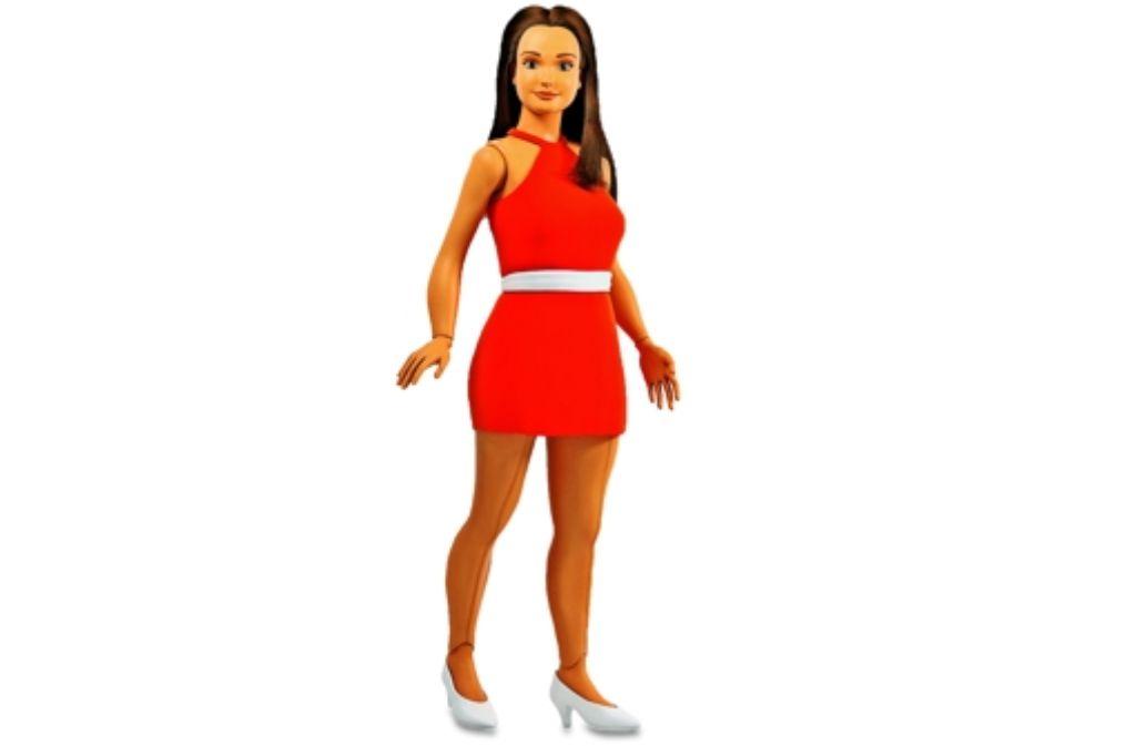 Lammily ist eine Puppe mit Normalmaßen. Foto: Hersteller