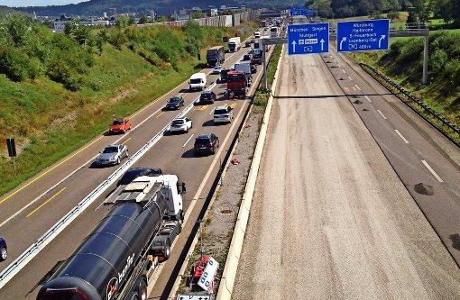 Stau A81 Stuttgart Singen