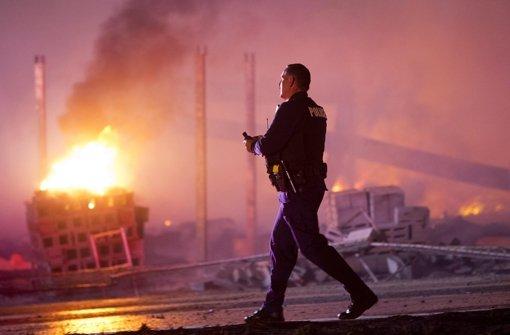 Proteste schlagen erneut in Gewalt um
