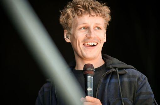 Tim Bendzko singt für 600 Autos