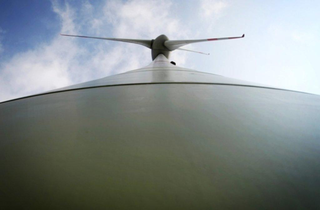 Zwischen 400 und 500 Windräder könnten entstehen. Foto: dpa