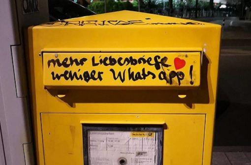 Liebeserklärungen, die nur Stuttgarter verstehen
