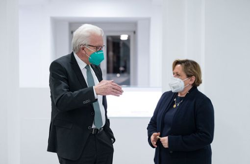 Zoff um Öffnungspapier: Kretschmann widerspricht Eisenmann