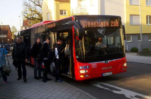Streiks im Busverkehr ab Montag