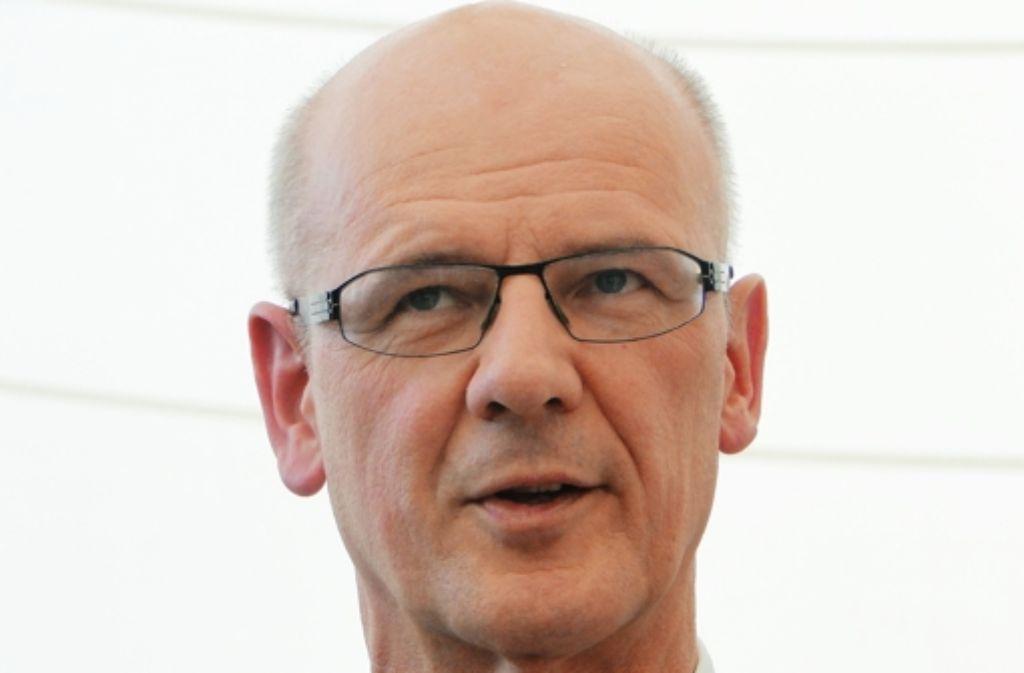 Sieht sich im Recht: der CDU-Bundestagsabgeordnete Siegfried Kauder. Foto: StZ