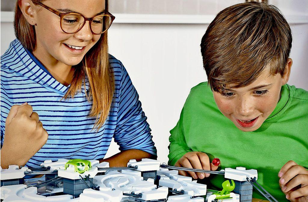 Auch in  Zukunft  geht  es bei Ravensburger dreidimensional zu. Foto: Ravensburger